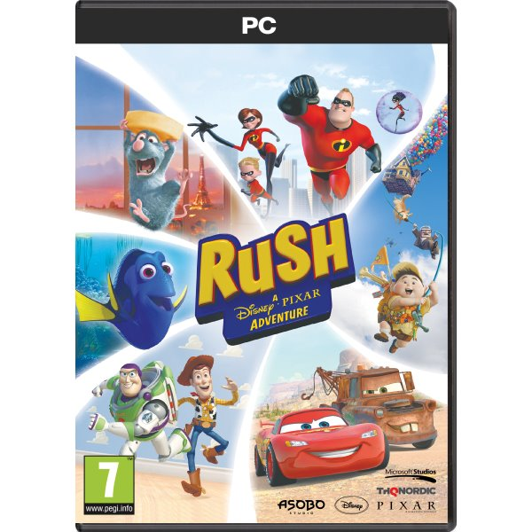 Rush: A Disney Pixar Adventure CZ PC