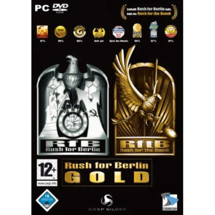 Rush for Berlin GOLD CZ PC