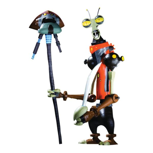 Rusty Pete (Ratchet & Clank)