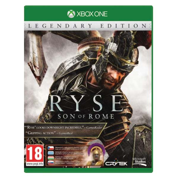Ryse: Son of Rome (Legendary Edition) XBOX ONE