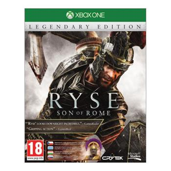Ryse: Son of Rome (Legendary Edition) [XBOX ONE] - BAZ�R (pou�it� tovar)