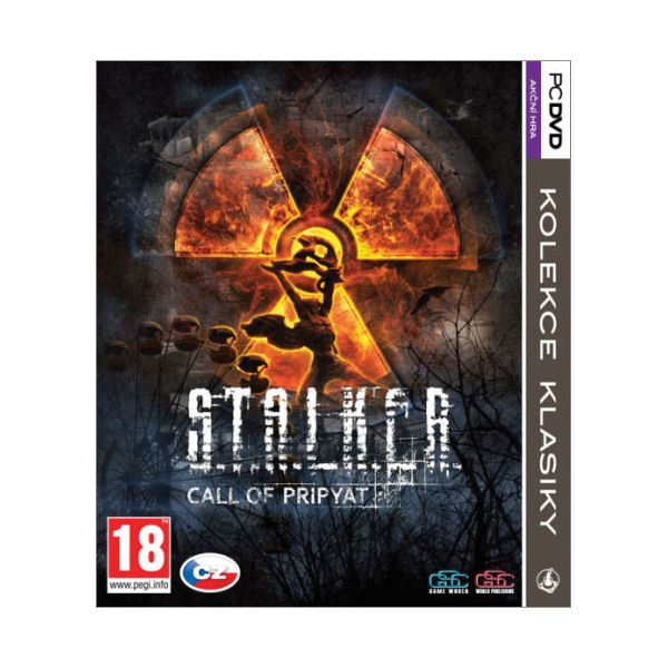 S.T.A.L.K.E.R.: Call of Pripyat CZ