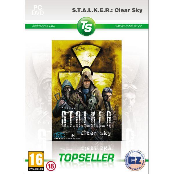 S.T.A.L.K.E.R.: Clear Sky CZ