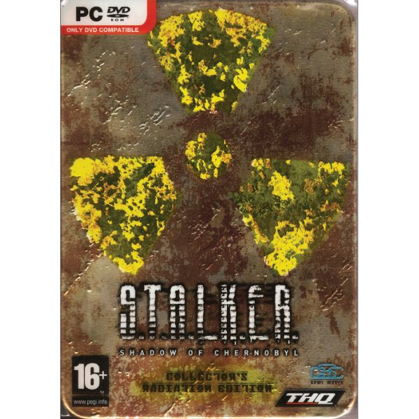 S.T.A.L.K.E.R: Shadow of Chernobyl (Collector�s Radiation Edition)
