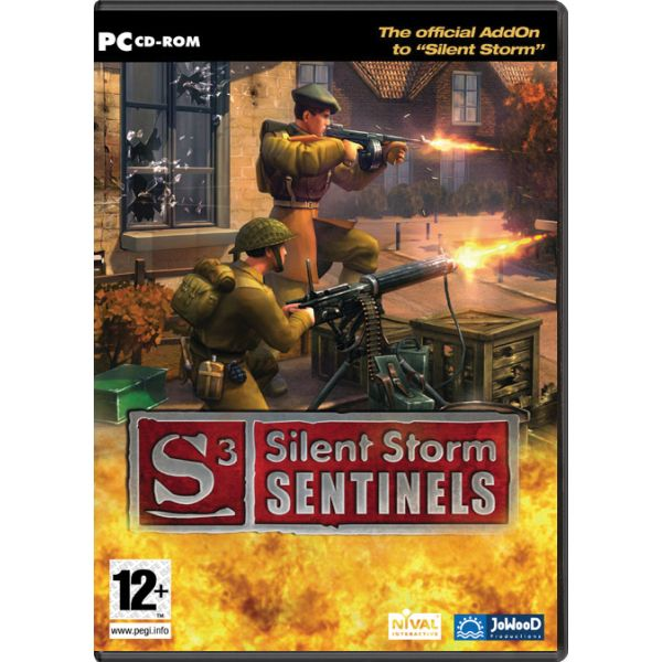 S3 Silent Storm: Sentinels