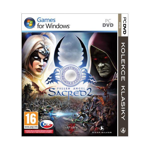 Sacred 2: Fallen Angel CZ