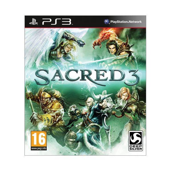 Sacred 3 [PS3] - BAZÁR (použitý tovar)
