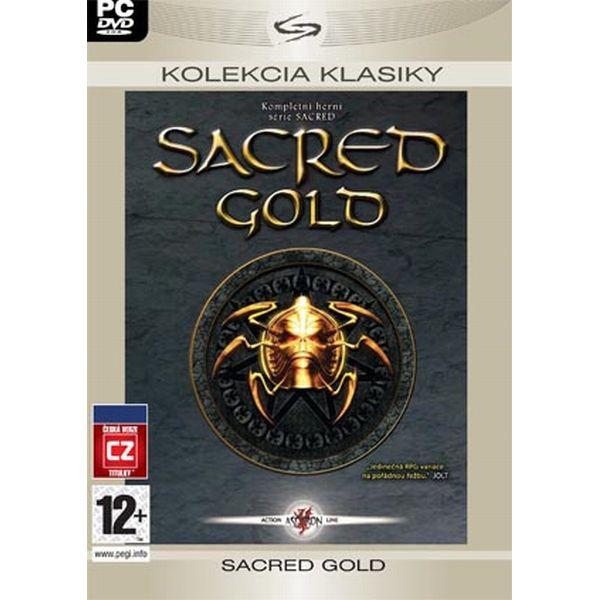 Sacred Gold CZ