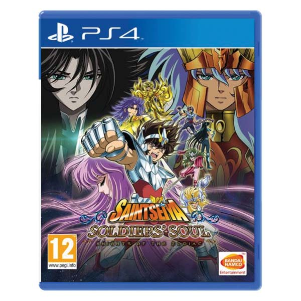 Saint Seiya Knights of the Zodiac: Soldiers' Soul