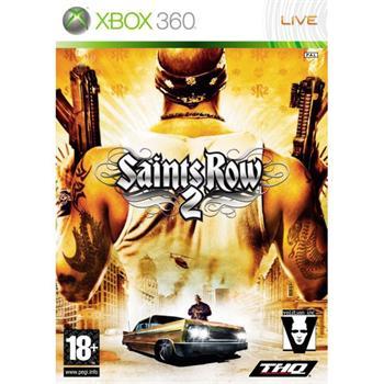 Saints Row 2- XBOX 360- BAZÁR (použitý tovar)