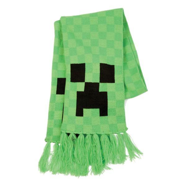 Šál Minecraft Creeper