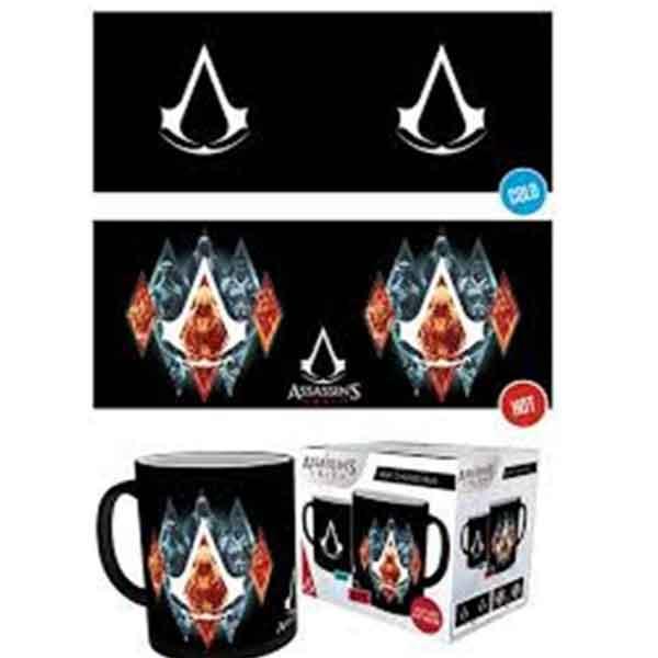 Šálka Assassin's Creed Legacy Heat Change