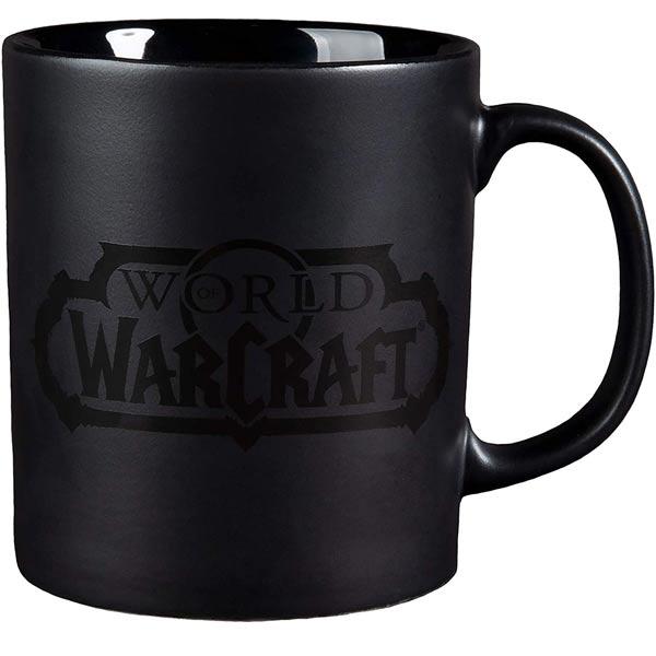 Šálka Blackout Logo (World of Warcraft)