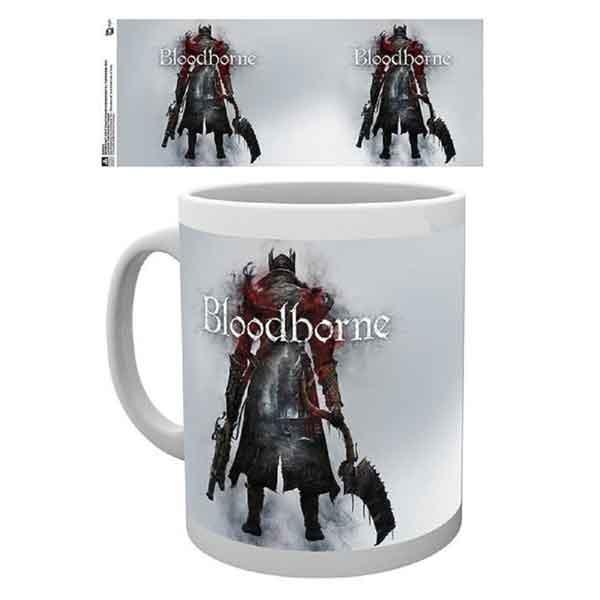 Šálka Bloodborne