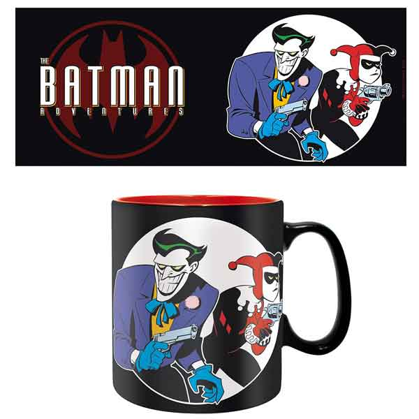Šálka DC Comics - Batman Adventures