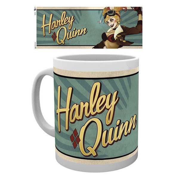 Šálka DC Comics - Harley Quinn
