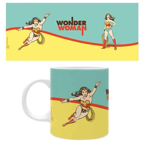 Šálka DC Comics - Wonder Woman