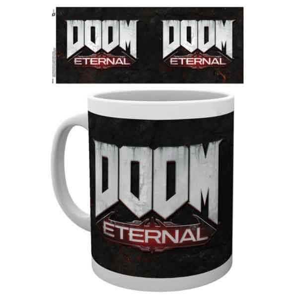 Šálka Doom - Eternal Logo