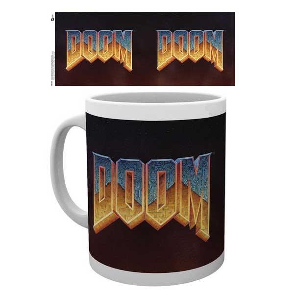 Šálka Doom - Logo