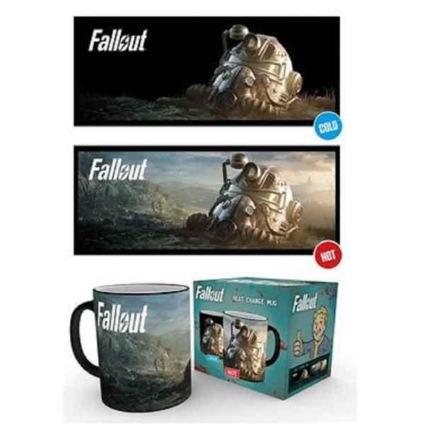 Šálka Fallout 76 Heat Change