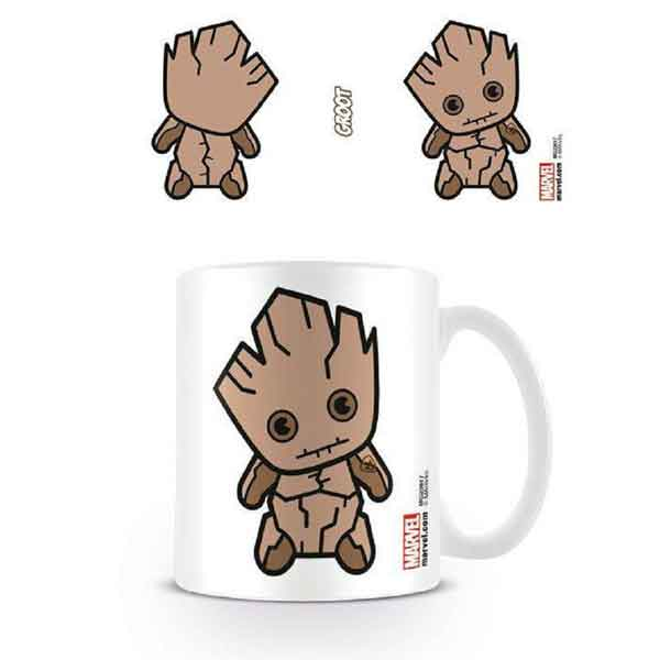 Šálka Guardians of the Galaxy - Kawaii Groot