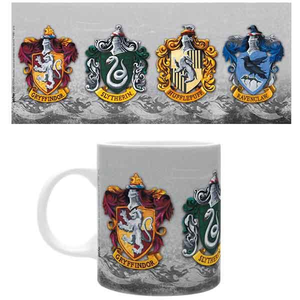 Šálka Harry Potter - Four Houses