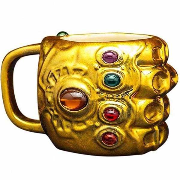 Šálka Infinity Gauntlet (Marvel)