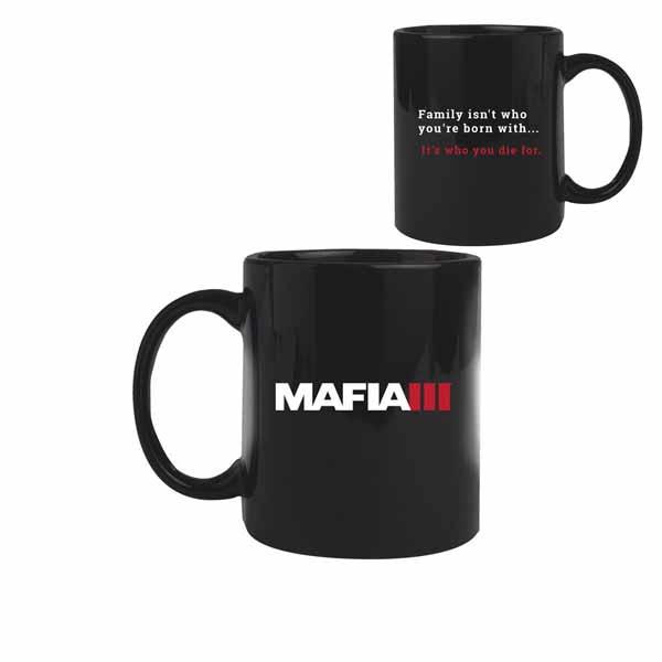 Šálka Mafia 3 - Logo