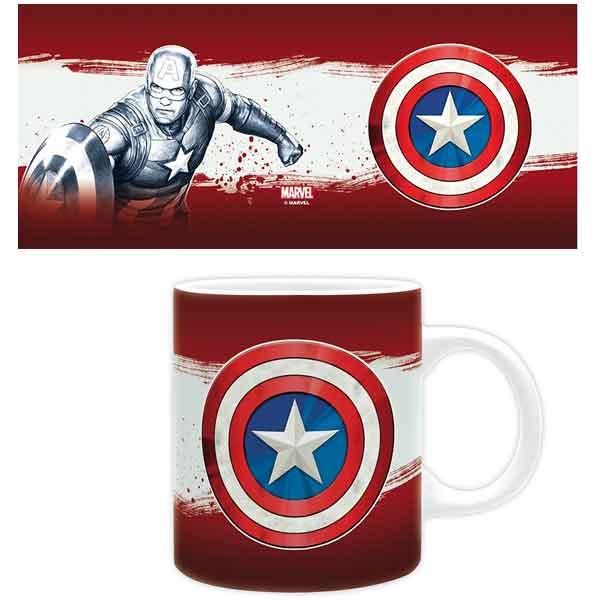 Šálka Marvel - Captain America Classic