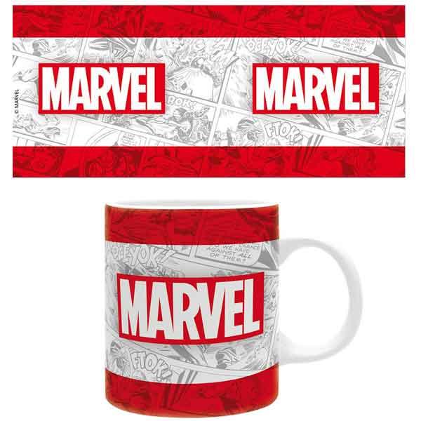 Šálka Marvel - Logo Classic