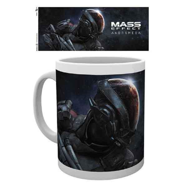 Šálka Mass Effect Andromeda - Key Art