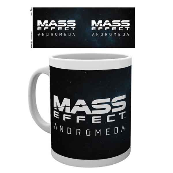 Šálka Mass Effect Andromeda - Logo