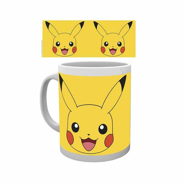 Šálka Pokémon Pikachu