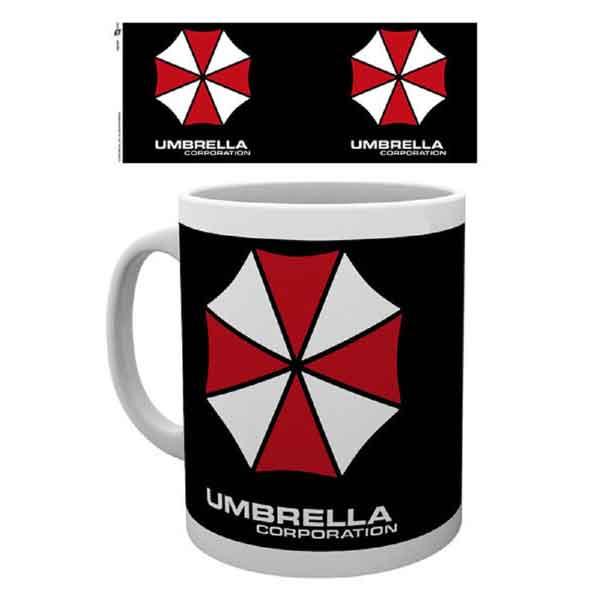 Šálka Resident Evil - Umbrella