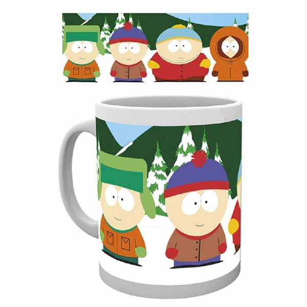 Šálka South Park - Boys