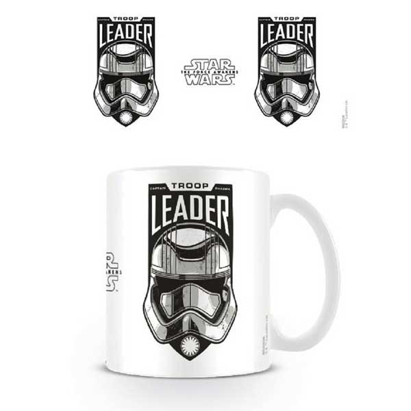 Šálka Star Wars Episode VII - Phasma Leader