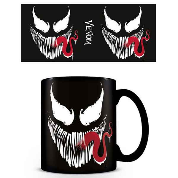 Šálka Venom Face