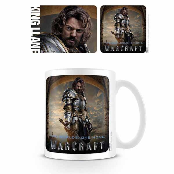Šálka Warcraft - King Llane