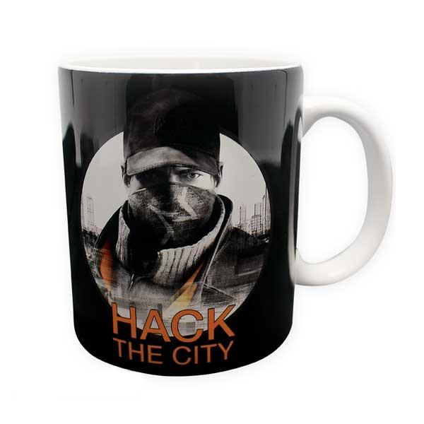 Šálka Watch Dogs - Hack The City