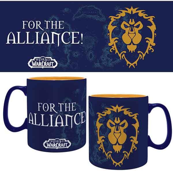 Šálka World of Warcraft Alliance 0,46 l