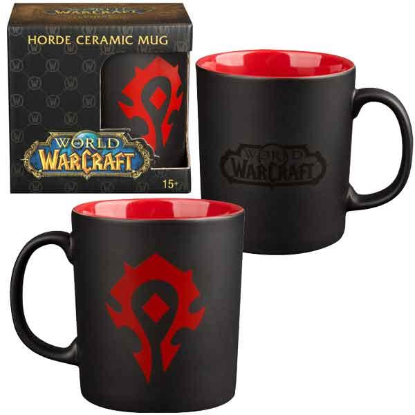 Šálka World of Warcraft Horde Logo 889343021589