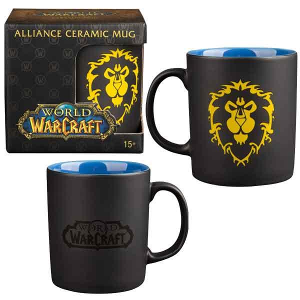 Šálka World of Warcraft The Alliance 889343021596