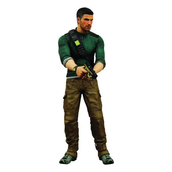 Sam Fisher (Tom Clancy's Splinter Cell: Conviction)