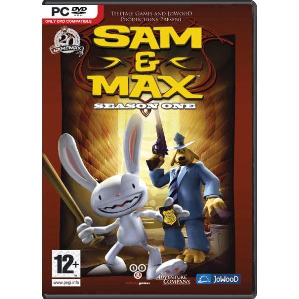 Sam & Max: Season One CZ