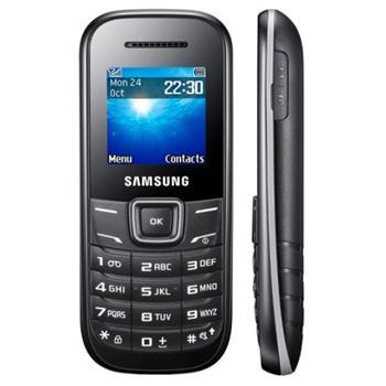 Samsung E1200, White - SK distribúcia -NEW (nový tovar z výkupu)