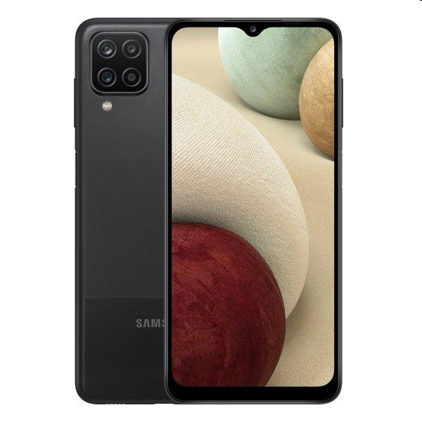 Samsung Galaxy A12 - A125F, 3/32GB, black SM-A125FZKUEUE