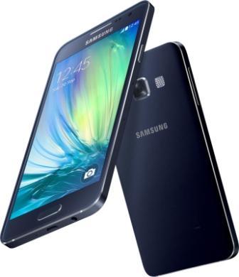 Samsung Galaxy A3 - A300F, 16GB | Black - rozbalené balenie