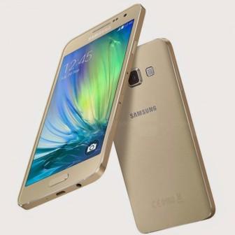 Samsung Galaxy A3 - A300F, 16GB | Gold, Trieda A - použité, záruka 12 mesiacov