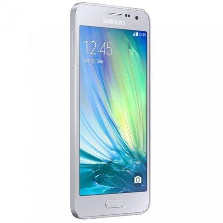 Samsung Galaxy A3 - A300F, 16GB | Silver, Trieda B - použité, záruka 12 mesiacov
