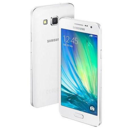 Samsung Galaxy A3 - A300F, 16GB   White, Trieda B - použité, záruka 12 mesiacov